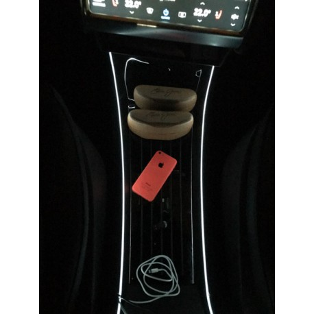 Center Console Belysning